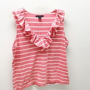 3/$20 Top by American living XLarge pink (7)